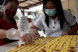 UMKM kue rumahan berjuang ditengah pandemi COVID-19