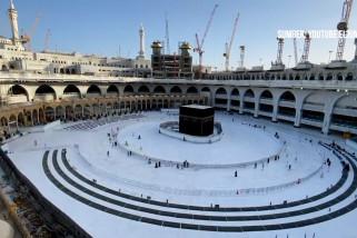 Idul Fitri 2020, Arab Saudi lockdown empat hari