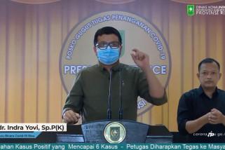 Biaya uji swab di Riau masuk ke kas daerah
