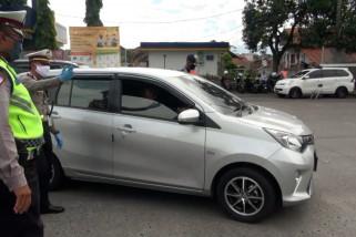 Polisi perketat arus balik menuju Jakarta