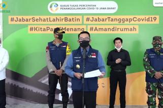 PSBB Provinsi Jabar dilanjutkan secara proporsional