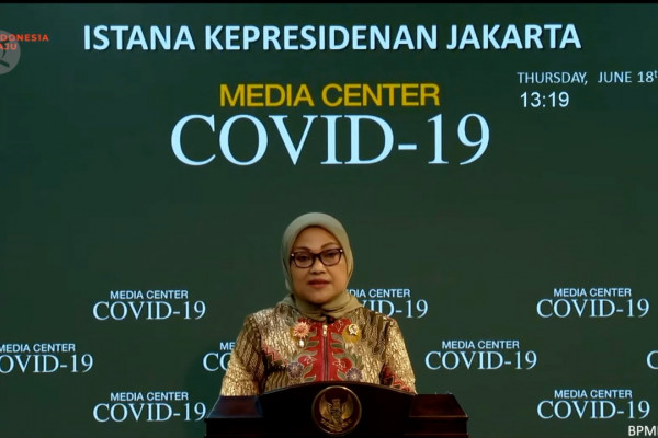 Menaker ungkap arahan Presiden untuk atasi dampak CoVID-19 di sektor ketenagakerjaan