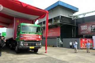 Mendag lepas ekspor makanan kontainer ke-4.000 di Tangerang