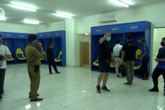 Persib Bandung tinjau protokol kesehatan di Stadion GBLA