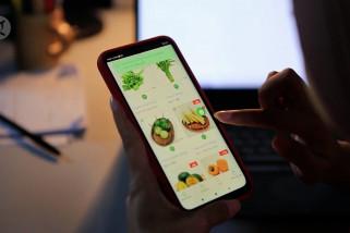 BI Jabar luncurkan aplikasi jualan sayuran secara daring