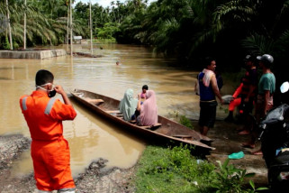 Banjir kembali landa Aceh Utara