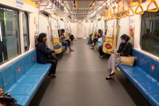 Jadwal operasional MRT Jakarta