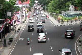 Lalu lintas meningkat 80%, enam jalan di Bandung kembali ditutup