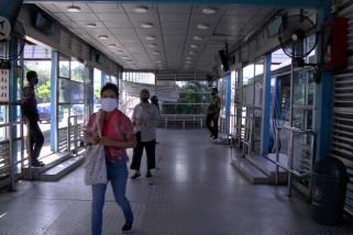 Patuhi protokol kesehatan ketika gunakan bus Transjakarta