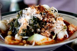 Docang, kuliner sarapan legendaris khas Cirebon