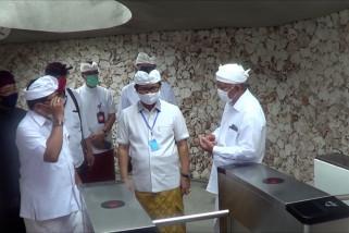 Nusa Dua siap jadi percontohan wisata Normal Baru