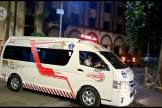 Satu mobil Lab PCR untuk pelayanan Kota Surabaya