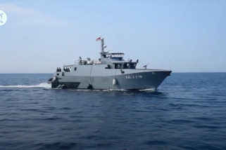 Cegah migrasi & narkoba, TNI-AL patroli di Selat Malaka