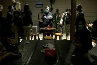 Kembali masuk zona merah, Kota Malang gelar operasi gabungan