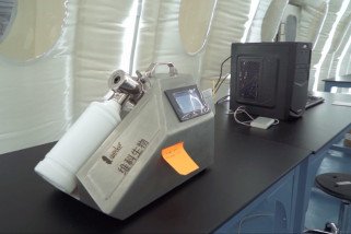 Perusahaan China bantu Kazakhstan bangun laboratorium COVID-19