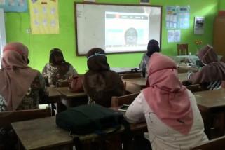1400 guru SD ikuti pelatihan pembelajaran daring