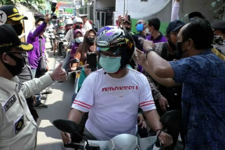 Kelurahan Mergosono terapkan PSBL, setelah 2 warga meninggal