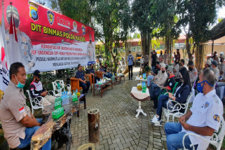 Video - Sinergi Polda Kalsel dan BKSDA bersama IMI dan IOF lestarikan alam