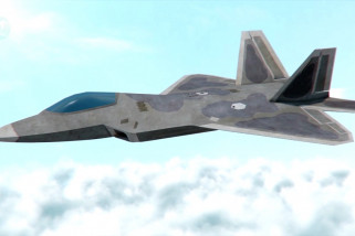 Jepang kembangkan jet tempur untuk lawan China J-20