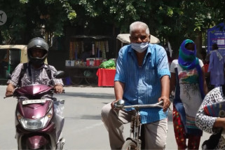 Negara Bagian Bihar di India terapkan karantina wilayah total
