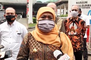 Tingkat kesembuhan pasien COVID-19 Jatim tertinggi di Indonesia