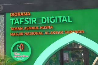 Ada Diorama Tafsir Digital di Surabaya