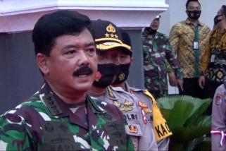 Disiplinkan protokol kesehatan, Panglima TNI minta tokoh dilibatkan