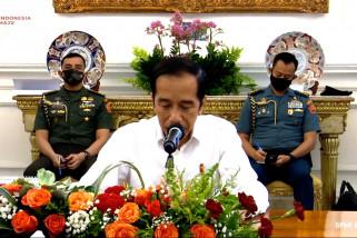 Presiden Jokowi minta 3T diprioritaskan di 8 provinsi
