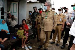 Pemprov Kalbar gelontorkan setengah miliar bantu korban puting beliung