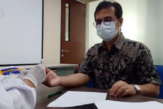 ANTARA gelar rangkaian akhir rapid test di The Jakarta Post