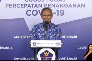 COVID-19 tembus 81.668 kasus, Yurianto ingatkan penggunaan masker