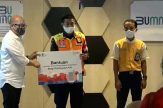 Erick Thohir apresiasi petugas KRL penemu Rp500 juta