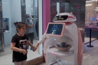 Restoran robot dibuka di China selatan