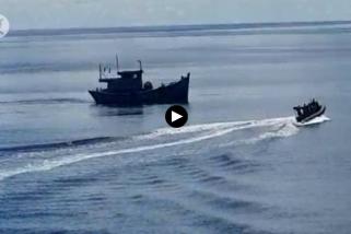 Nelayan Vietnam curi ikan di Natuna Utara
