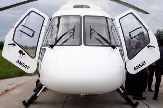 Melihat Pabrik Helikopter Kazan di Rusia