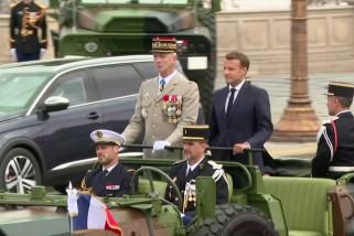 Perayaan Hari Bastille dalam bayang-bayang krisis corona