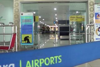 Cegah kerumunan, Bandara Ngurah Rai hanya layani 2 penerbangan