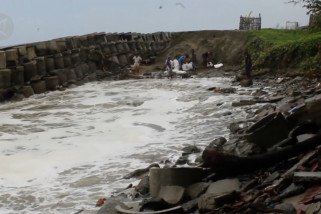 Rawan rob, Pemerintah Aceh Barat akan relokasi warga dipesisir
