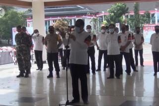 Puluhan ASN dan 2 pejabat Pemkot Ambon positif COVID-19