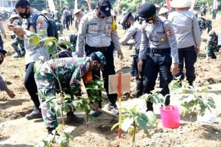 Akabri 89 manfaatkan lahan terbuka di DAS Cisadane