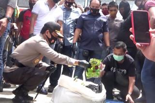 Polda Kalsel berhasil gagalkan penyelundupan 200 kilogramsabu-sabu