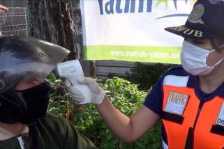 Tak pakai masker di Bali terancam denda Rp100 ribu
