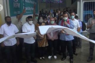Ekspor langsung 2,22 ton ikan tuna dari Ambon