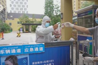 Ibu kota Xinjiang jamin pasokan kebutuhan sehari-hari