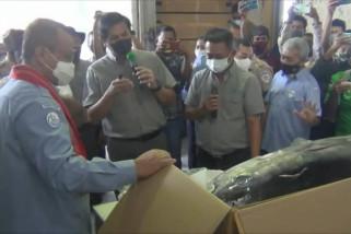 Menteri Edhy tegaskan komitmen Lumbung Ikan Nasional di Maluku