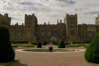 Taman Kastil Windsor dibuka perdana untuk umum setelah 40 tahun