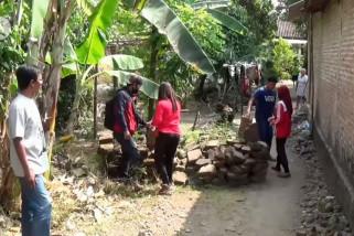Warga Magetan temukan situs bersejarah di kebun rumah