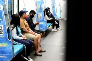 Epidemiolog : Belum ada klaster transportasi publik di manapun