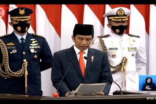 RAPBN 2021, Jokowi anggarkan Rp356,5 triliun untuk enam sektor