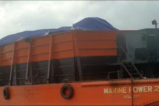 Ekspor perdana cangkang sawit ke Jepang